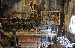 orientation scolaire : ancien atelier de bricolage