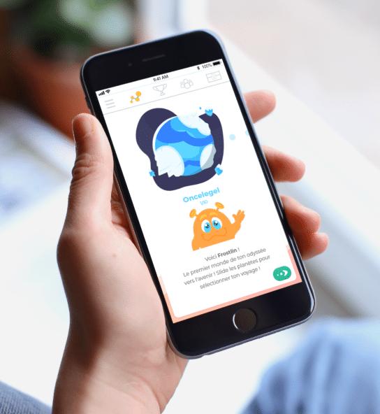 App startup for kids Weeprep
