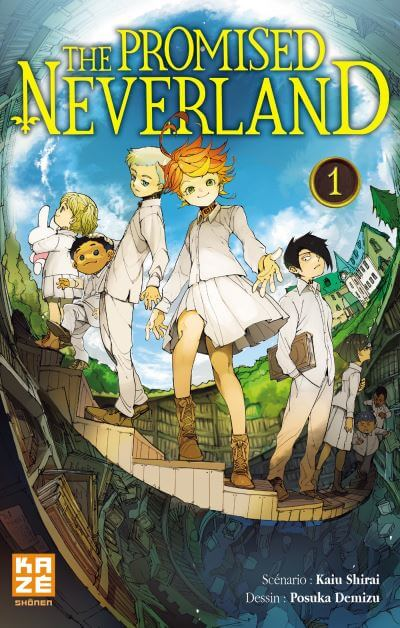 Promised Neverland lecture WEEPREP