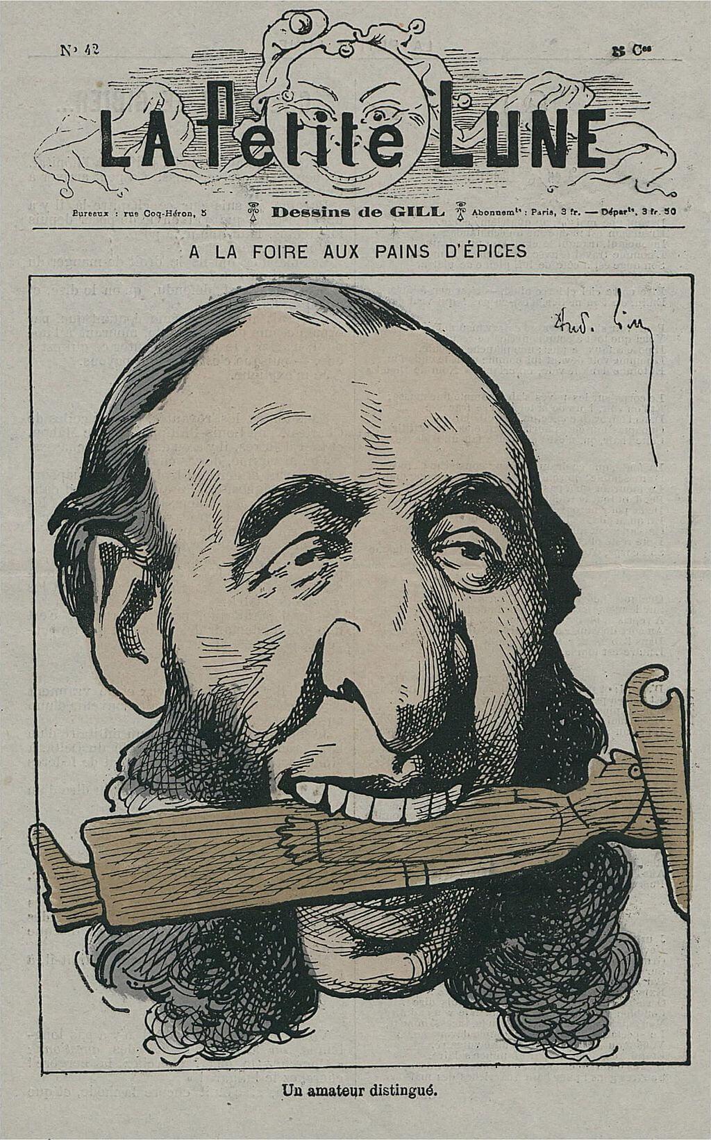 Communication WEEPREP Jules Ferry Croquant Un Pretre La Petite Lune