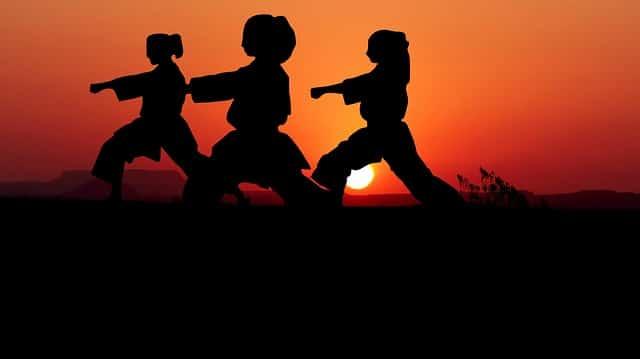 pré-ados Karate fille WEEPREP