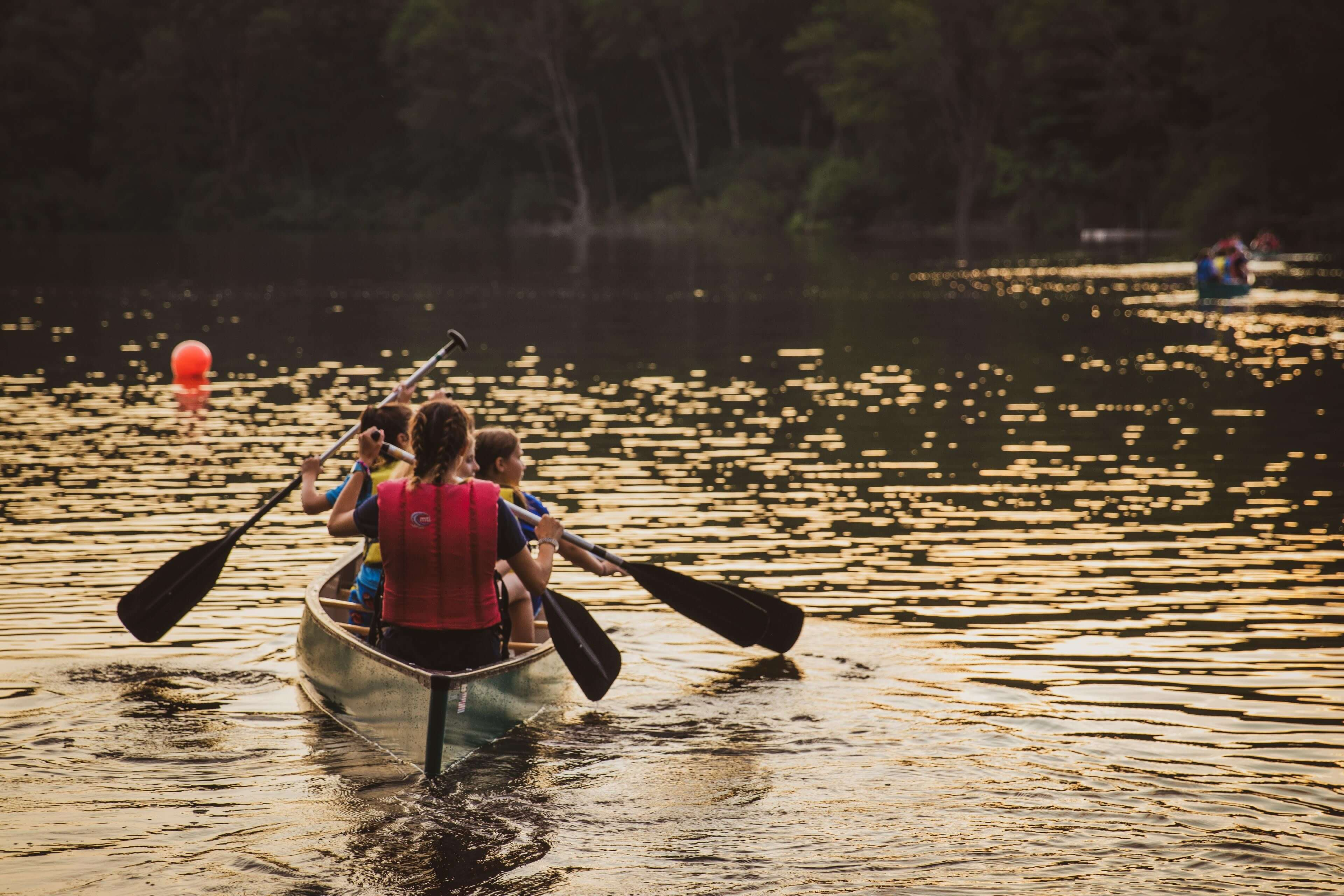 Canoe vacances Weeprep