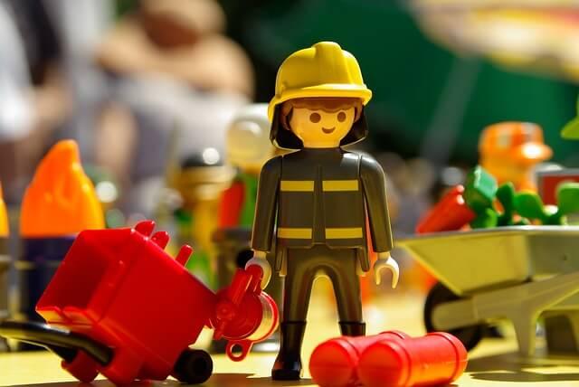 Playmobil trouver un travail weeprep
