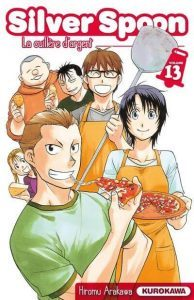 Silver Spoon mangas